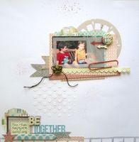A Project by dluscan from our Scrapbooking Gallery originally submitted 01/07/14 at 01:27 PM
