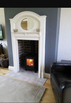 1930s Fireplace                                                       …