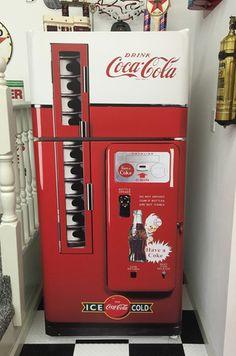 Coke Vented machine refrigerator wrap sticker – Rm wraps Store