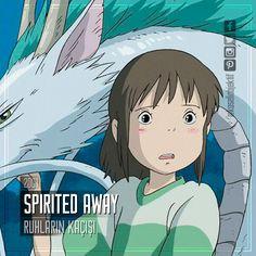 Film Önerisi : Spirited Away (Ruhların Kaçışı), 2004. #koseliobjektif #instagram #facebook #twitter #youtube #pinterest #film #sinema #fragman #movie #cinema #trailer #films #movies #trailers #imdb #spiritedaway #hayaomiyazaki #miyazaki #ruhlarinkacisi