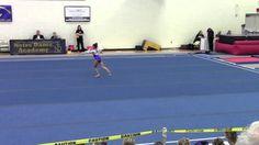 USAG Level 3 Floor Routine 2013