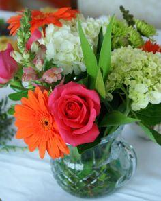 A Little Loveliness: Haley's Bridal Luncheon