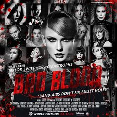 Bad Blood Album Cover