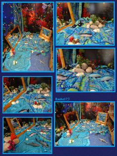 Ocean Small World Play (from Stimulating Learning With Rachel)