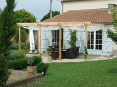 Beaux Villages Immobilier specialises in property for sale in southern France. We pride ourselves on treating everyone – whether looking to purchase or sell a property Gazebo, Pergola, Houses In France, Southern France, Property For Sale, Pride, Outdoor Structures, Real Estate, Kiosk