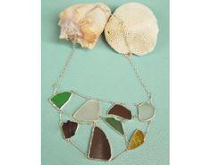 Galinhos Seaglass Necklace by b.mookie