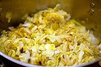 this corned beef is run-of-the mill, but the sauteed cabbage is soooo yummy! I only wish I made more!