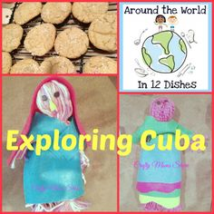 Crafty Moms Share: Around the World in 12 Dishes: Exploring Cuba
