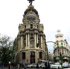 Metrópolis. Madrid.