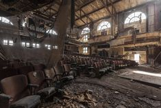 NJ theater. Closed after the Newark riots of 1968. [1024683][OC]