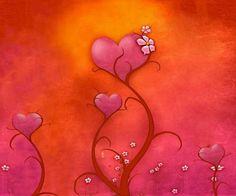 Heart art`•.,¸¸,.•´¯ ცʝ ¯`•.,¸¸,.•´(❁´◡`❁)