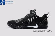 low cost a438b 889fd Nike Kobe A.D. NXT Black White Men s Basketball Shoes
