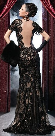 Een figuur en de gelegenheid om deze jurk te kunnen dragen.