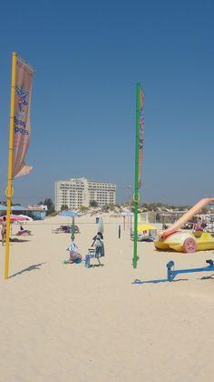 Altura beach in Summer / Algarve -  Portugal