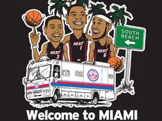 Sportiqe Apparel unveils fashionable Miami Heat clothing line to get you ready for the upcoming season.
