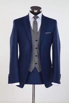 Wedding Trends For Grooms For 2015 From Gentlemens Outfitters Jack Bunneys | Rock My Wedding