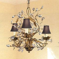 Reproduction French chandelier