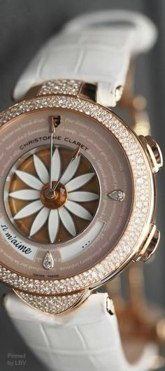 Beautiful Daisy watch