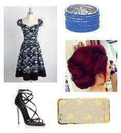 """""""A Touch of Vintage"""" by pam-casner ❤ liked on Polyvore featuring Dolce&Gabbana and vintage"""
