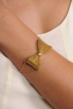 Gabriela Artigas Vintage Bow Bracelet