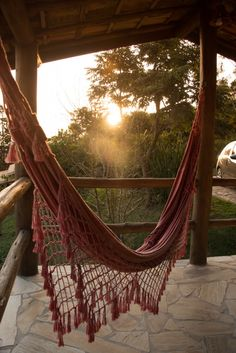 Hammock in the sun Hammock Swing, Le Jolie, House Goals, Country Life, The Great Outdoors, Perfect Place, My House, Places To Go, Sweet Home