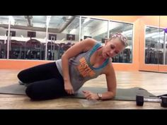 20:15:10 AB Workout - YouTube - Skinny Meg
