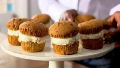 Mini tiramisu cupcakes