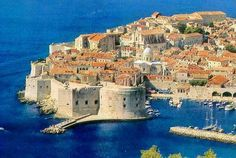 Dubrovnick, Croatia was an unexpected treat! It was beautiful beyond belief. The walls around the city still have bullet holes from the fighting when Yugoslavia split in the 1990's.