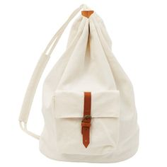 Muji's natural and simple design complements today's lifestyles perfectly. My Bags, Purses And Bags, Uniqlo Style, Fabric Bags, Mode Outfits, Bag Making, Bag Accessories, Couture, Backpacks