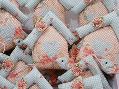 Sache casinha com passarinho - Infinita Arte for Baby