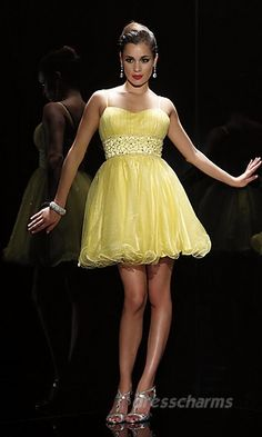 d57313a4cd5ee A-Line Princess Sweetheart Short Mini Satin Tulle Homecoming Dress With  Ruffle Beading