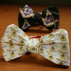 Shriners and Masonic bow tie