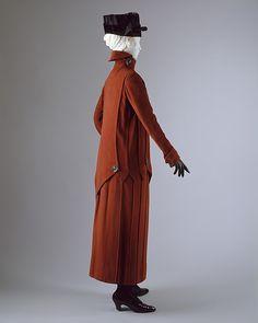 Suit by Hickson Inc. ca. 1918 American or European - The Metropolitan Museum of Art