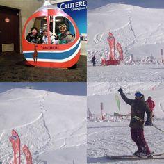 #M2XRide The Line ! Merci @cauterets / @npyski @allbros @flat_caps @analogclothing @686 @factionskis @oakley  #pyrenees #powder #sun #snow #M2X #MartinMartin #cauterets #npy by martin_martin_m2x