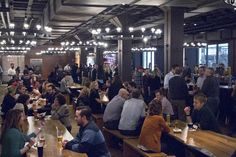 Harpoon Brewery & Beer Hall - Seaport District - for brewery tours and great beers.
