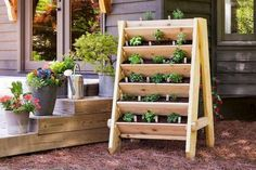 Recycled Pallet Planter                                                       …