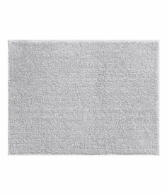 Luxury 100% Cotton Bath Rug 18-Inch x 24-Inch Bath Shower Mat Rug (Light Gray) Bath Mat,http://www.amazon.com/dp/B00HGZI3UG/ref=cm_sw_r_pi_dp_id9ktb0G0HTTSWC7