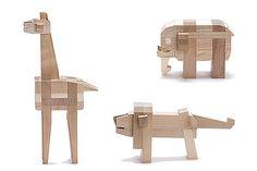 wooden 3 d puzzles