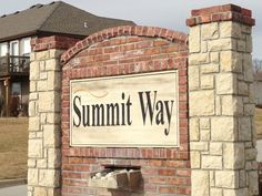 Summit Way in Platte County, MO.