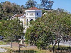 Liceu Nilo Peçanha na Praça da República na cidade de Niterói.