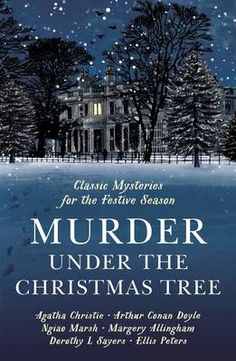 The perfect stocking filler. An impressive collection of crime stories from some of your favourite crime authors...