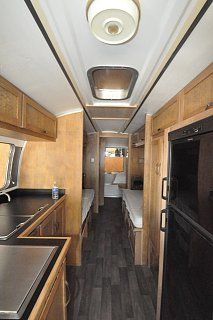 Airstream interior makeover...