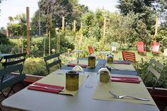 Milano. 10 ristoranti con giardino per mangiare all'aperto ora che c'è il sole