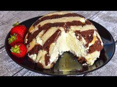 Borított túrókrémes piskóta recept - YouTube Tiramisu, French Toast, Breakfast, Ethnic Recipes, Youtube, Food, Breakfast Cafe, Essen, Tiramisu Cake