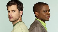 james roday and dule hill!