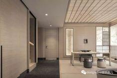 Chinese Interior, Japanese Interior, Restaurant Lounge, Restaurant Design, Aesthetic Design, Modern Design, House Tokyo, Japanese Tea House, Minecraft Modern