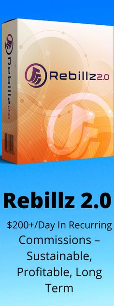 Rebillz 2.0 – Rebillz is an information product detailing the exact process that Mark and James use to add sustainable and consistent recurring income day after day. It is sustainable, scalable and extremely easy to set up, yet powerful enough to provide peace of mind in your weekly income. Secret New And Improved Strategy Raking In $200+/Day In Recurring Commissions – Sustainable, Profitable, Long Term