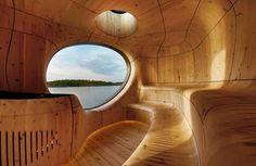 North Toronto, sauna