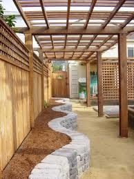 exclusieve tuinontwerpen - Great outdoor idea for the back yard for pretty flowers without over taking a small yard.