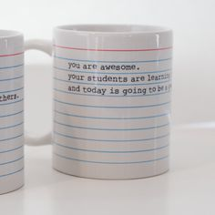 Best ever teacher mug?